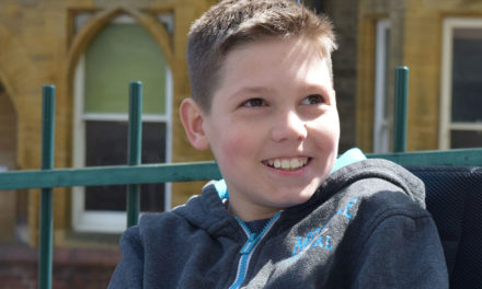 Conveyancing Foundation and Convey Law Provide 11-Year Old With 'Gift of Independence'