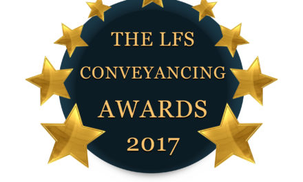 Dezrezlegal celebrates making shortlist at LFS Awards