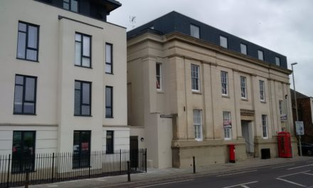 CHELTENHAM PROPERTY DEVELOPER COMPLETES 22 NEW APARTMENTS AT GLOUCESTER QUAYS