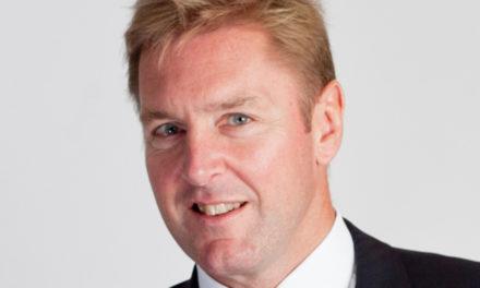 Doug Crawford wins at the British Mortgage Awards 2017