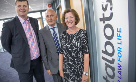 Talbots invests £750,000 into its new Stourbridge home