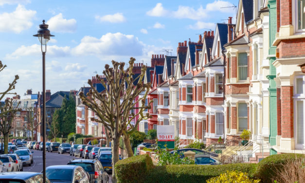 Annual house prices growth slowed in September in England and Wales
