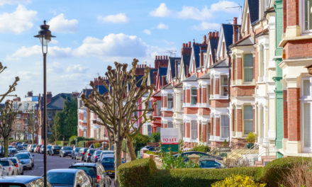 UK house price growth weakest in more than four years – Halifax