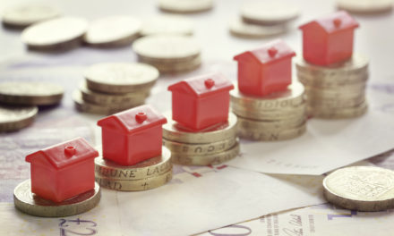 UK house price growth picks up in October, Nationwide says