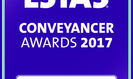CONVEYANCING BUSINESS SHORTLISTED FOR NEW CONVEYANCERS CUSTOMER SERVICE AWARDS
