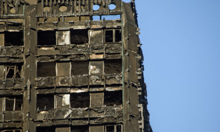 Grenfell must be a turning point for housing and health