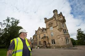 EDINBURGH PROPERTY DEVELOPER TO CONVERT CASTLE INTO LUXURY LIVING SPACE
