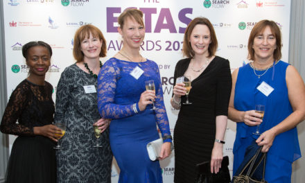 BLAKE MORGAN CONVEYANCERS WIN MAJOR INDUSTRY AWARD FOR OUTSTANDING CLIENT SERVICE