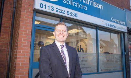 Partner Promotion at Ison Harrison