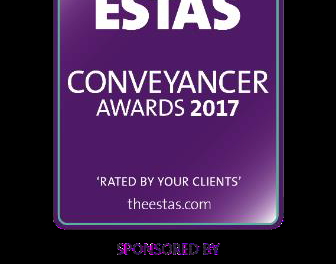 SLC Member takes Grand Prix Title at 1st ever ESTAS Conveyancer Awards