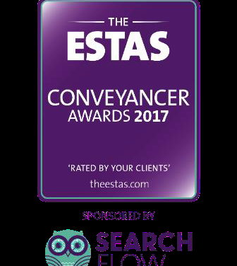 SearchFlow confirms sponsorship of ESTAS Conveyancer Awards 2018