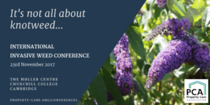 'New generation' invasive weeds in the spotlight at trade body conference