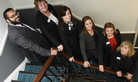 Talbots invests £150,000 in Kidderminster office makeover