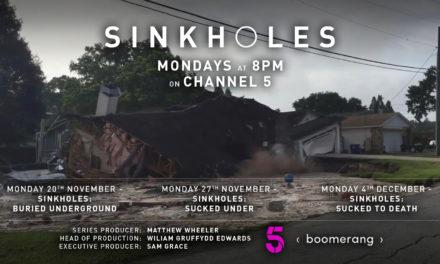 Sinkholes Explained