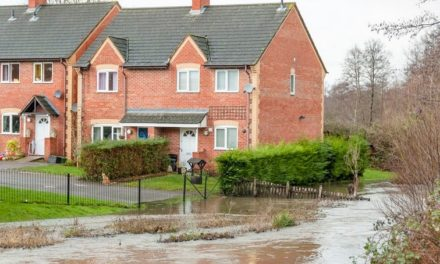 ONE IN FOUR LONDON HOMEBUYERS FACED FLOOD RISK IN 2017