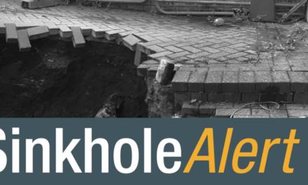 SinkholeALERT: Demonstrating Disaster with Data