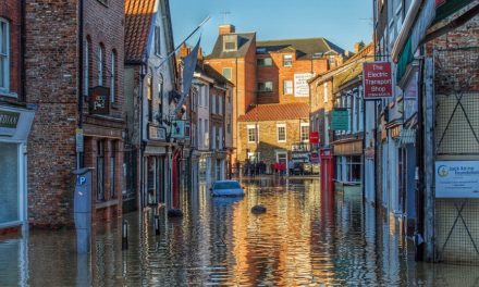 Don't get caught out by festive flooding: Insurers stand ready throughout the Christmas period