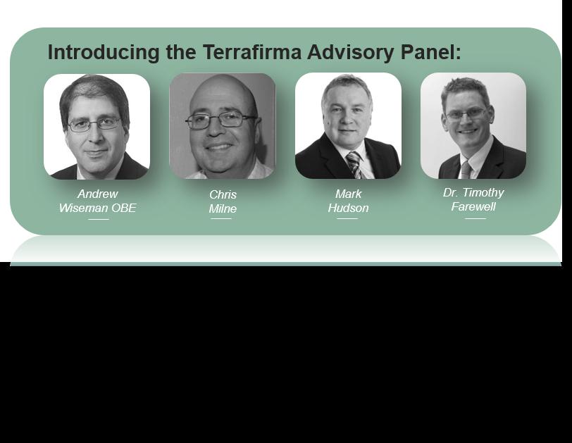 Terrafirma launches expert Advisory Panel
