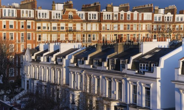 First-time buyers in London pay double to take their first step on the housing ladder