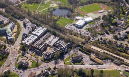 Elevate Property Group acquires landmark town centre estate in prime Midlands location for redevelopment with funding from Shawbrook