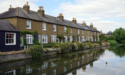 Dwindling supply of homes pushing up asking prices in the UK