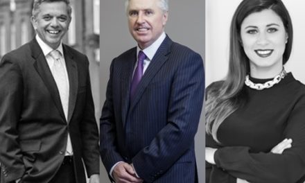 Meet your new NAEA Propertymark presidential team