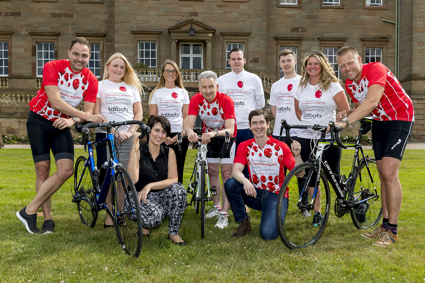 Law staff aiming to scale new heights with Birmingham Children's Hospital challenges
