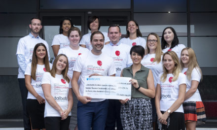 Ain't no mountain high enough for Talbots staff as they raise £13k for Birmingham Children's Hospital