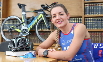 Chester solicitor gears up to compete in World Triathlon Grand Final