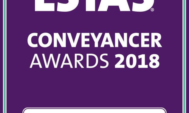 Conveyancing Association member firms make shortlist  for second annual ESTAS Conveyancing Awards