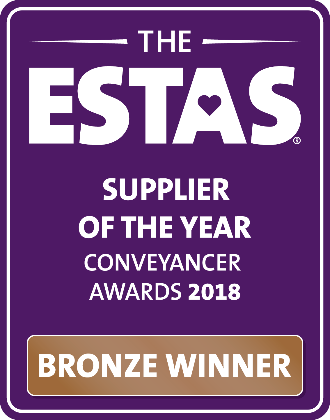 PHIL SPENCER ANNOUNCES UK'S TOP CONVEYANCERS AT THE ESTAS, THE MOST PRESTIGIOUS AWARDS IN THE PROPERTY INDUSTRY