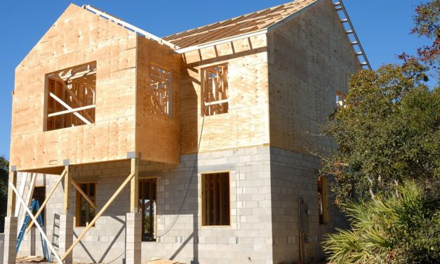 New home building is up in Britain, boosting the construction industry overall