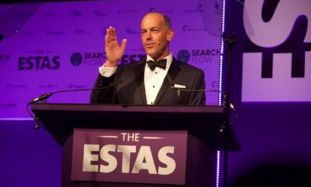Phil Spencer announces UK's Top Conveyancers at the ESTAS