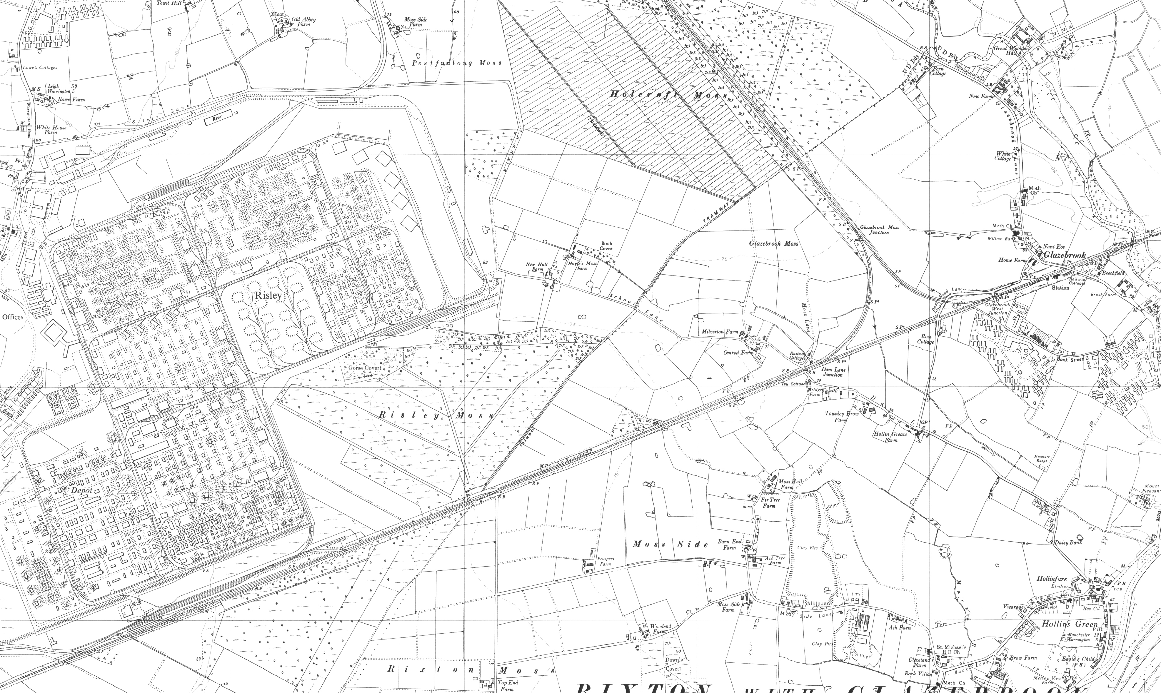 Why Ordnance Sites Are Often Not On The Ordnance Survey