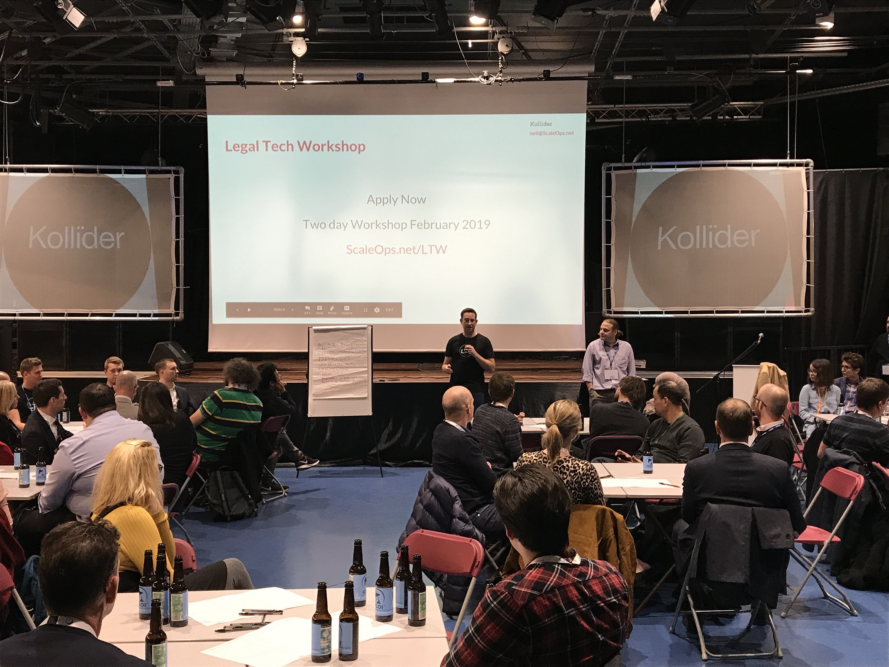 Successful launch for first legal technology conference for the north of England
