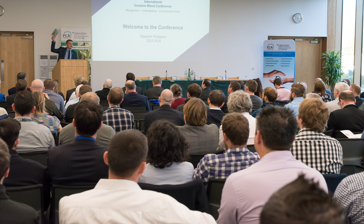 Last call for trade body's invasive weed control conference