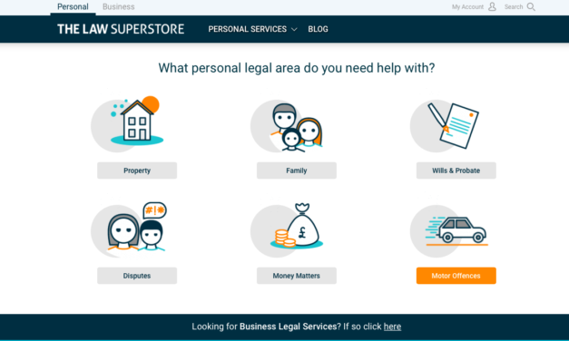 The Law Superstore relaunches with new lead generation model