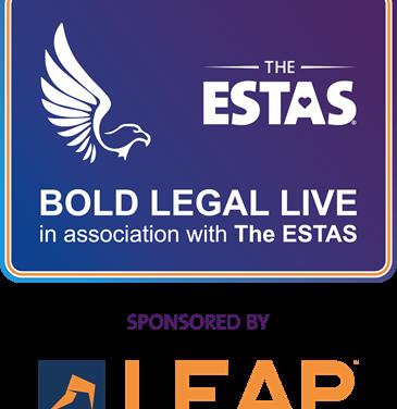 LEAP chosen as headline sponsor  for 1st Bold Legal Live! conference