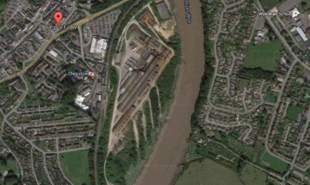 Large Chepstow Brownfield Development Site Approved for Housing