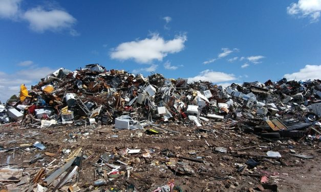 Facing the Toxic Tide from Coastal Landfill Sites
