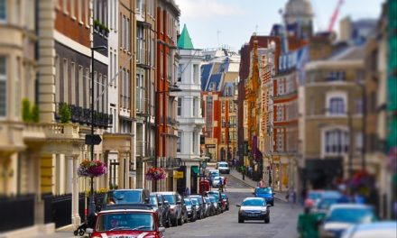 Offers for top end properties in central London reach highest level for 10 years