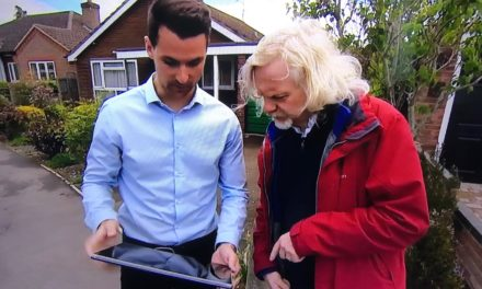 Terrafirma feature appears on BBC's The One Show