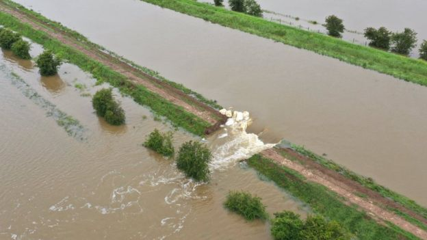 June UK Flooding: Our Vulnerability Has Been Exposed Again