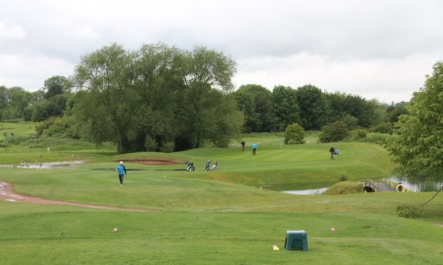 East Midlands businesses tee off for charity at annual golf day