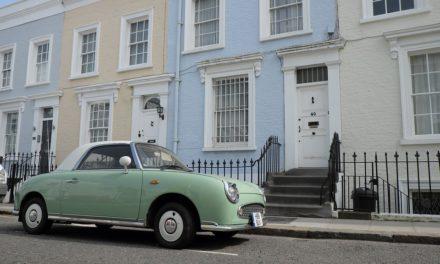 Slowdown in prime property market in London appears to be easing