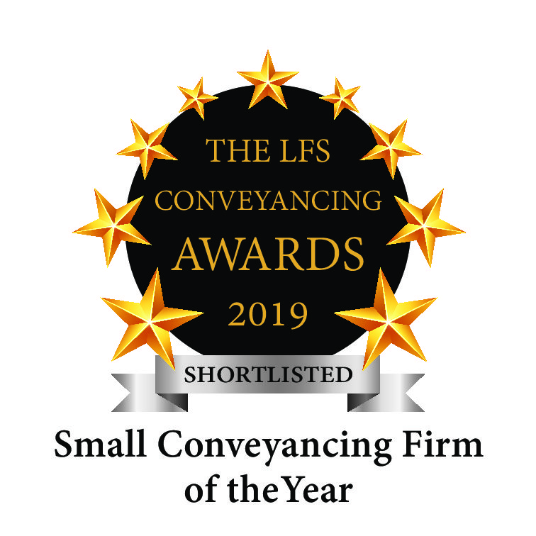 LFS Conveyancing Awards – Shortlist for Small Conveyancing Firm of the Year 2019