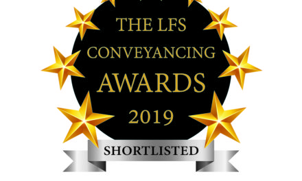 LFS Conveyancing Awards – Best Individual Conveyancer Award 2019