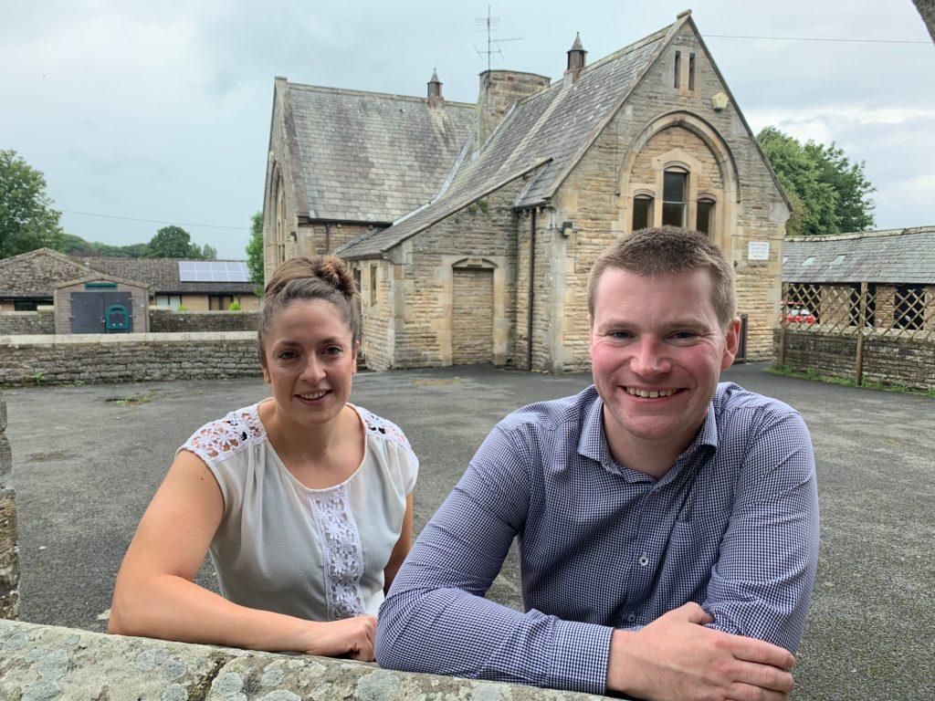 Chartered Surveyor Goes Back to School - Jonathan opens office in his old Barnard Castle school