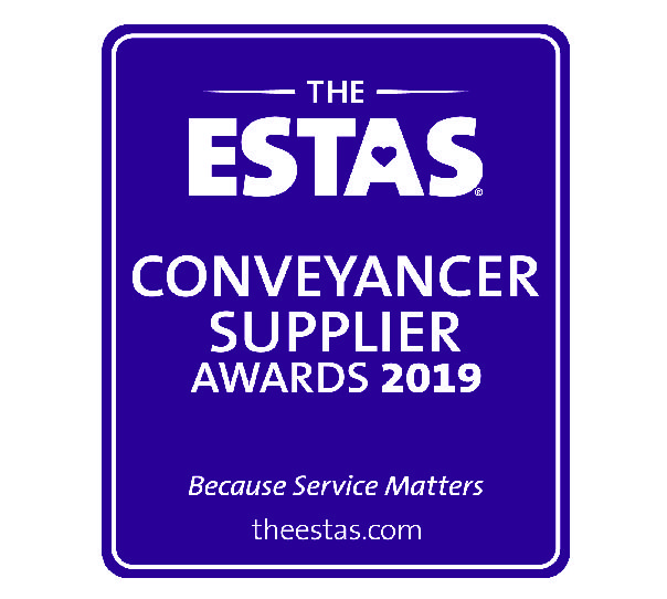 Searches UK nominated in 2019 ESTAS Conveyancing Awards