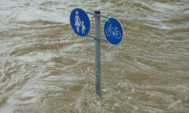 Government pledges £62m flood defence funding for communities in England